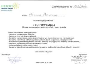 2014 Logorytmika